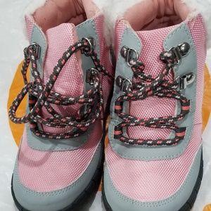 Gymboree Polar Pink Snow Boots